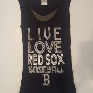 Tops - Boston Red Sox tank